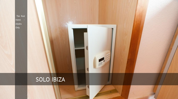 The Red Hotel - Solo Adultos booking