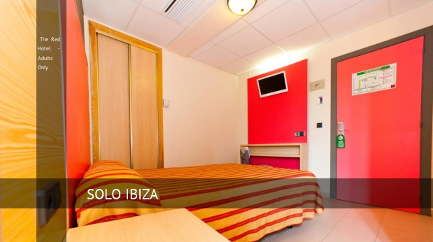 The Red Hotel - Solo Adultos reservas