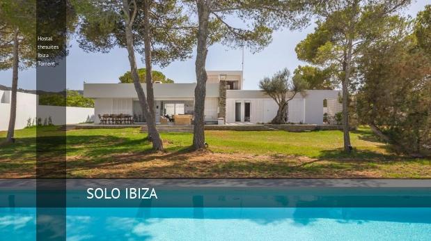 Hostal thesuites Ibiza Torrent booking