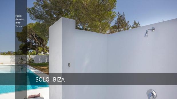 Hostal thesuites Ibiza Torrent opiniones