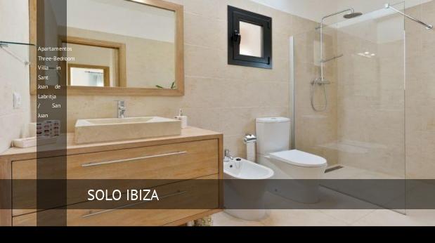 Apartamentos Three-Bedroom Villa in Sant Joan de Labritja / San Juan opiniones