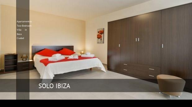 Apartamentos Two-Bedroom Villa in Ibiza Ciudad reverva