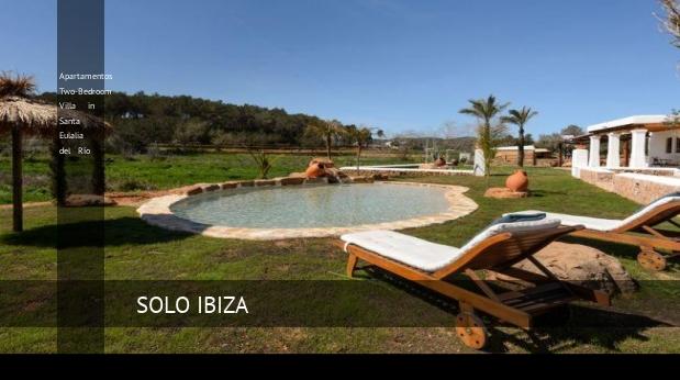 Apartamentos Two-Bedroom Villa in Santa Eulalia del Río reverva