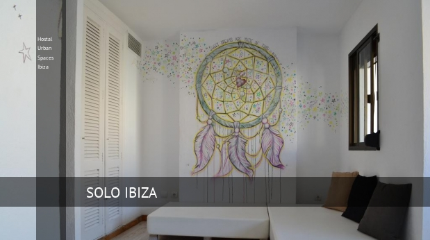 Hostal Urban Spaces Ibiza baratos