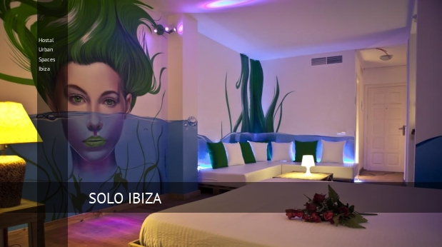 Hostal Urban Spaces Ibiza opiniones