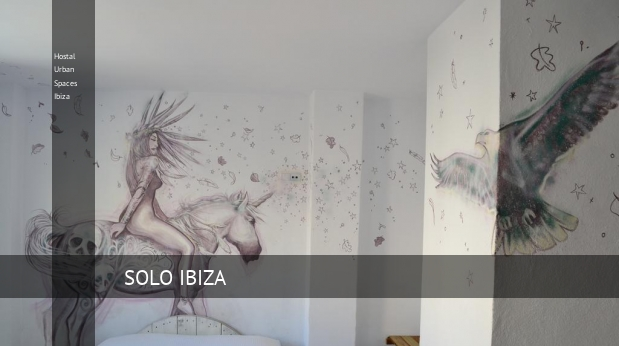 Hostal Urban Spaces Ibiza reservas