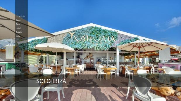 Ushuaia Ibiza Beach Hotel - Solo Adultos barato