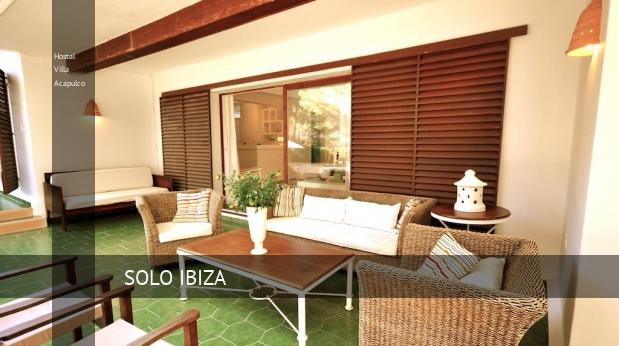 Hostal Villa Acapulco reverva