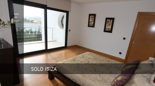 Hostal Villa Alegria booking