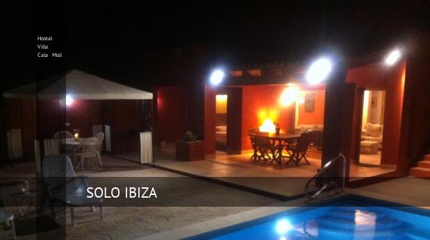 Hostal Villa Cala Molí reverva