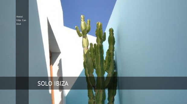 Hostal Villa Can Azul reverva