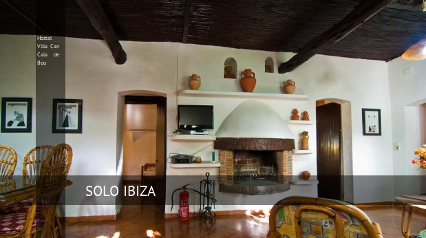 Hostal Villa Can Cala de Bou booking