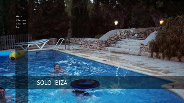 Hostal Villa Can Cala de Bou reverva