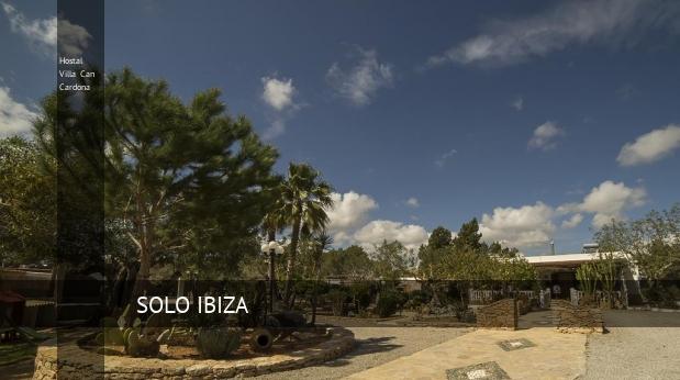 Hostal Villa Can Cardona booking
