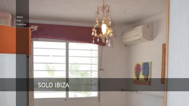 Hostal Villa Canbrissa reverva