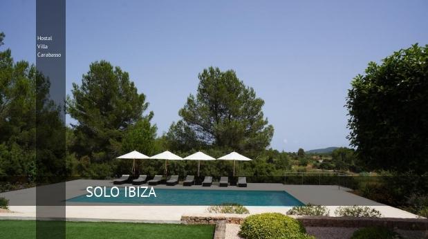 Hostal Villa Carabasso booking