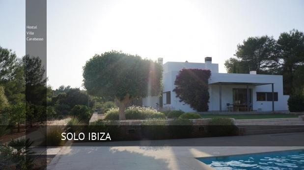 Hostal Villa Carabasso reverva