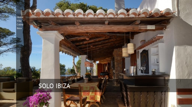 Hostal Villa Colina Ibiza booking
