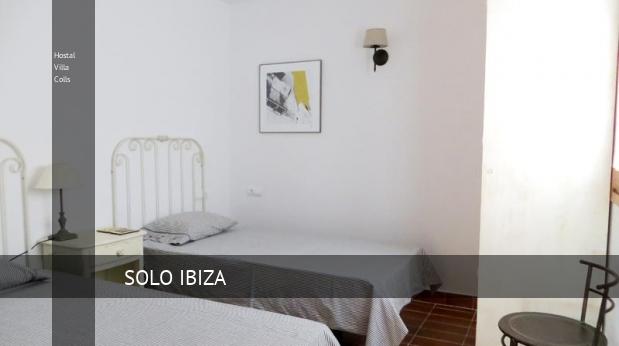 Hostal Villa Colls booking