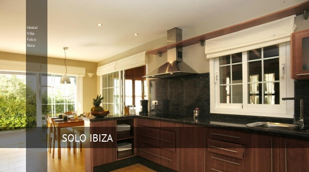 Hostal Villa Falco Ibiza booking