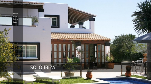 Hostal Villa Falco Ibiza reverva