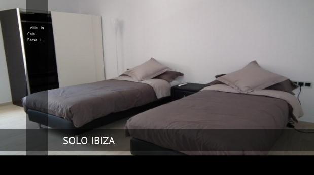 Villa in Cala Bassa I booking
