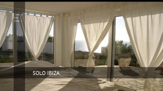 Villa in Cala Carbo I reverva