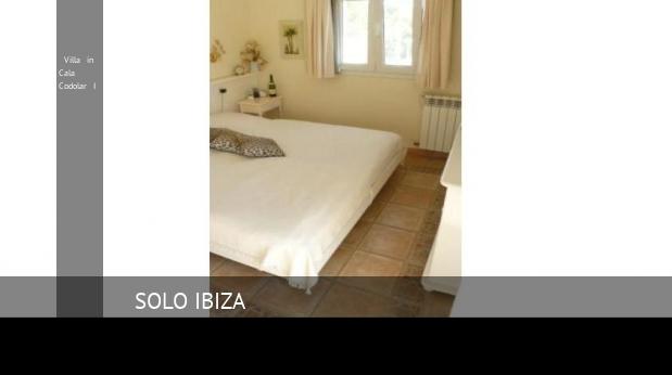 Villa in Cala Codolar I booking