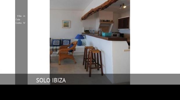 Villa in Cala Conta IV opiniones