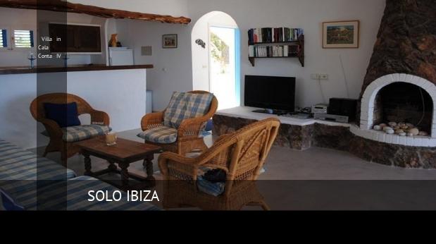Villa in Cala Conta IV reverva