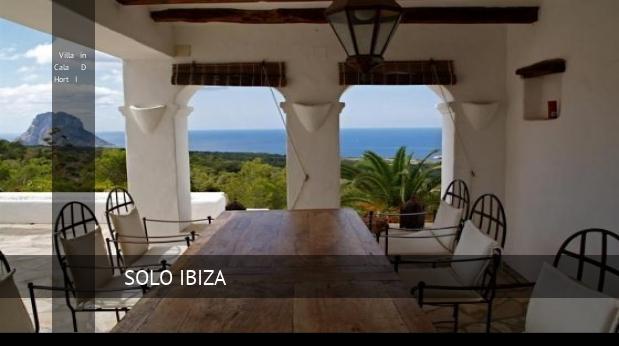 Villa in Cala D Hort I opiniones