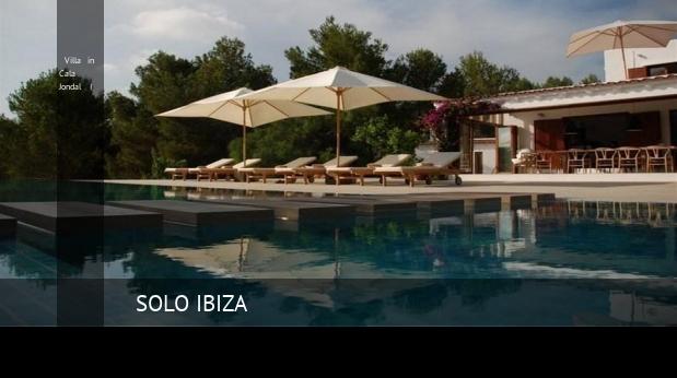 Villa in Cala Jondal I opiniones