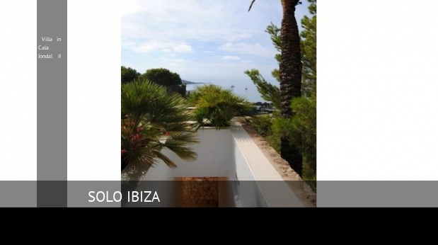 Villa in Cala Jondal II booking
