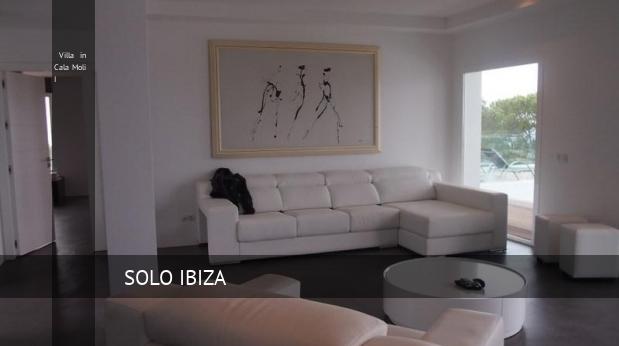 Villa in Cala Moli I booking