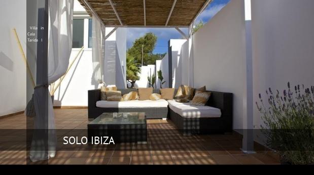 Villa in Cala Tarida I booking