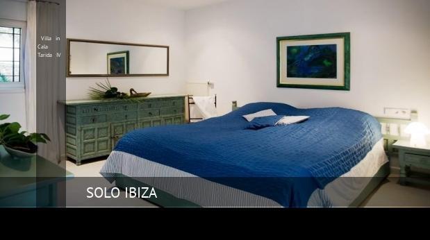 Villa in Cala Tarida IV booking