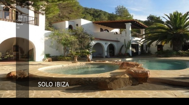 Villa in Cala Tarida VII reverva