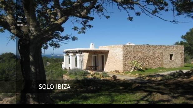 Villa in Cala Tarida X reverva