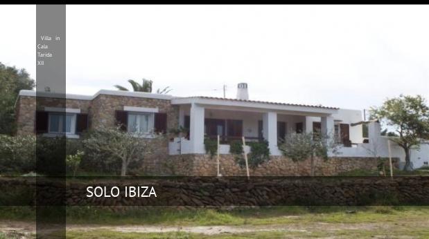 Villa in Cala Tarida XII reverva