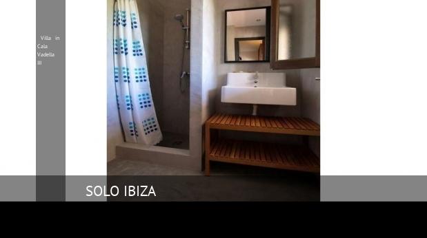 Villa in Cala Vadella III booking