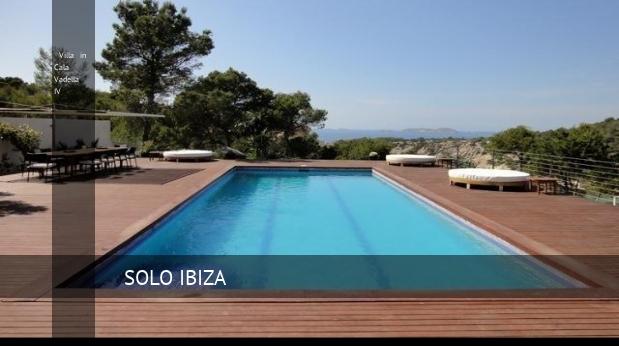 Villa in Cala Vadella IV opiniones