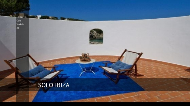 Villa in Cala Vadella XI booking
