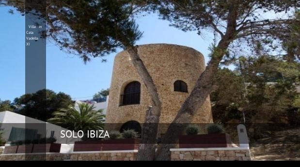 Villa in Cala Vadella XI reverva