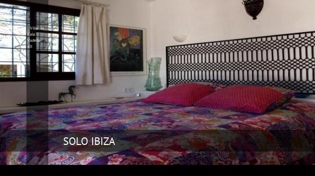 Villa in Cala Vadella XII booking