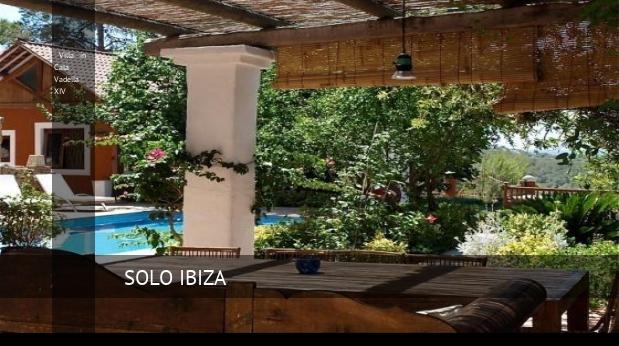 Villa in Cala Vadella XIV booking