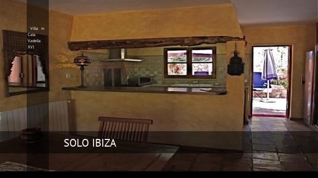Villa in Cala Vadella XVI booking