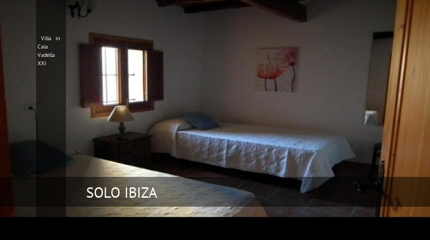 Villa in Cala Vadella XXI booking