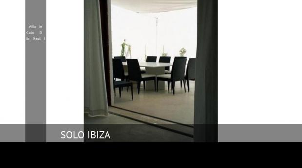 Villa in Calo D En Real I booking