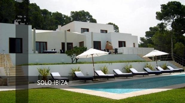 Villa in Calo D En Real I reverva