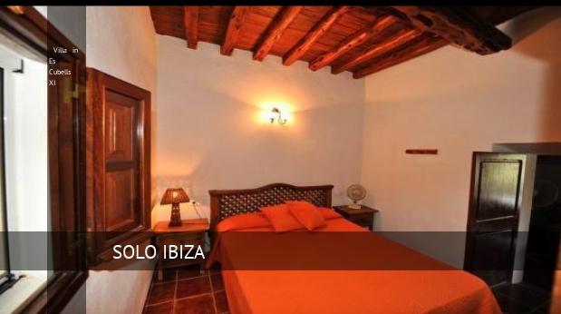 Villa in Es Cubells XI booking